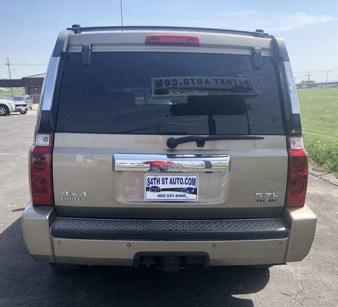 2006 Jeep Commander Limited 4dr SUV 4WD In Papillion NE