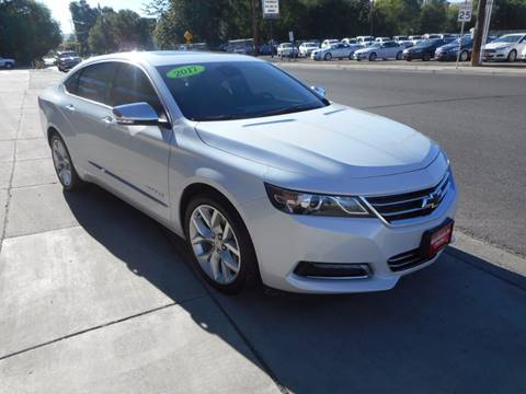 2017 Chevrolet Impala for sale in Baker City OR