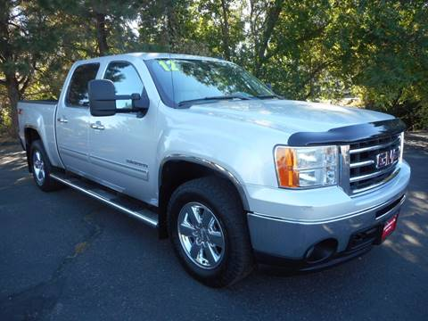 2012 GMC Sierra 1500 for sale in Baker City OR