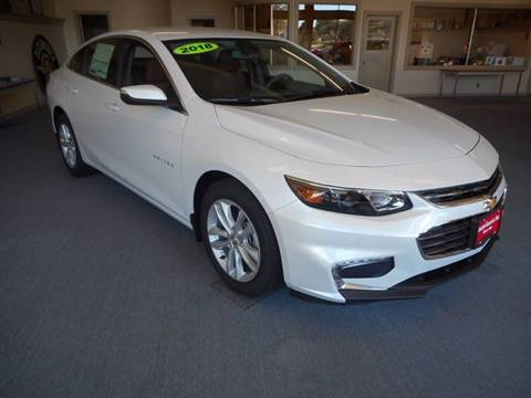 2018 Chevrolet Malibu for sale in Baker City, OR