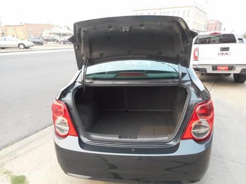 2015 Chevrolet Sonic for sale in Baker City, OR
