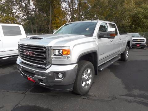 2018 GMC Sierra 3500HD for sale in Baker City OR