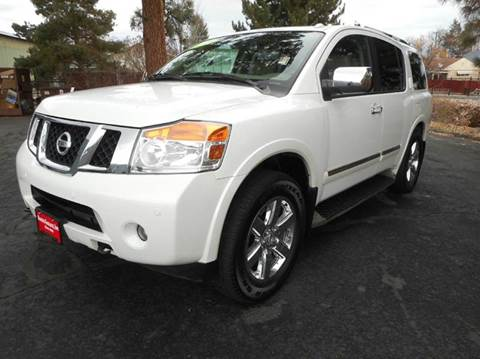 2013 Nissan Armada for sale in Baker City OR