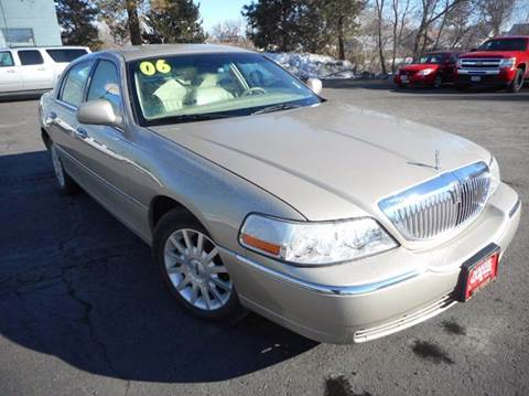 2006 Lincoln Town Car for sale in Baker City OR
