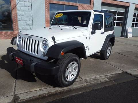 2014 Jeep Wrangler for sale in Baker City OR