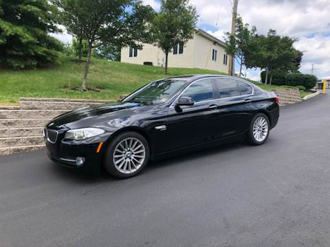 2011 BMW 5 Series for sale at 4 Below Auto Sales in Willow Grove PA