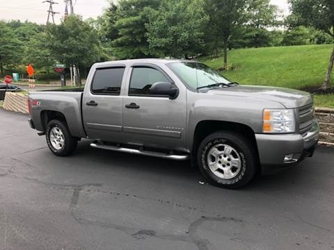 2008 Chevrolet Silverado 1500 for sale at 4 Below Auto Sales in Willow Grove PA