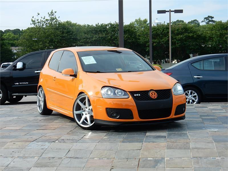 2007 Volkswagen Gti Fahrenheit 2dr Hatchback In Virginia Beach VA ...