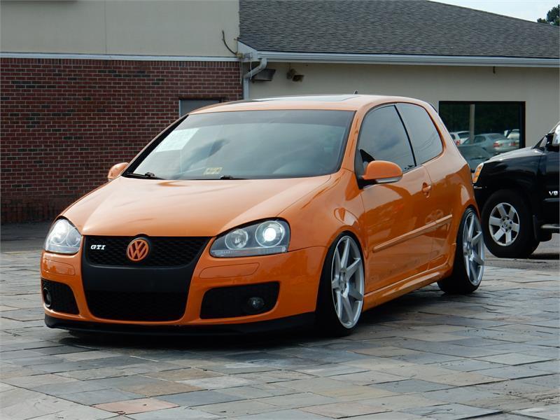 2007 Volkswagen Gti Fahrenheit 2dr Hatchback In Virginia Beach VA ...