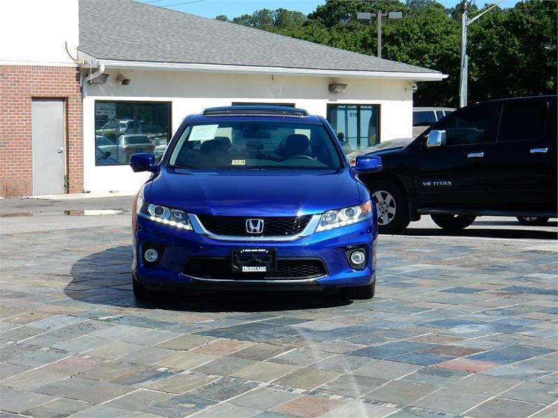 2014 Honda Accord EX-L V6 2dr Coupe 6A In Virginia Beach ...