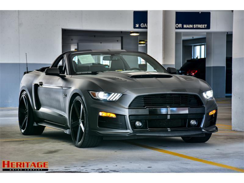 Ford Mustang Gt Premium Dr Convertible Virginia Beach Va