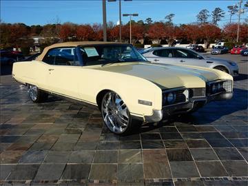 1967 Oldsmobile Ninety-Eight for sale in Virginia Beach, VA