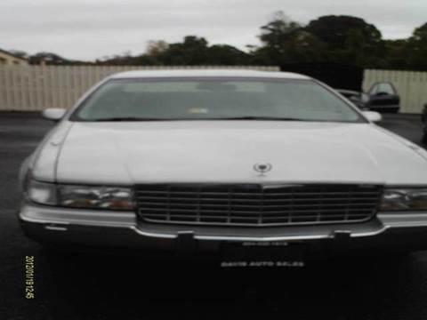 1993 Cadillac Fleetwood for sale in Kilmarnock, VA