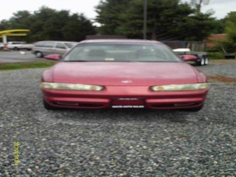 1999 Oldsmobile Intrigue for sale in Kilmarnock, VA
