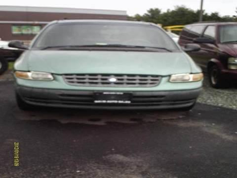 1999 Plymouth Grand Voyager for sale in Kilmarnock, VA