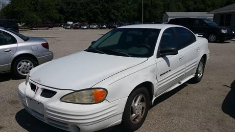 2000 Pontiac Grand Am for sale in Lafayette, IN