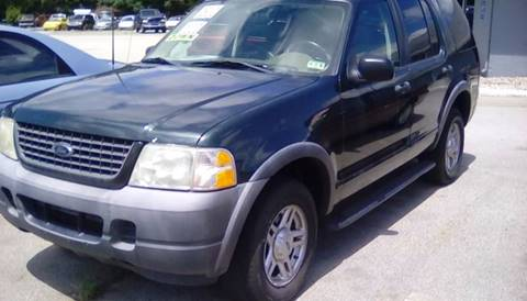 2003 Ford Explorer for sale in Lafayette, IN