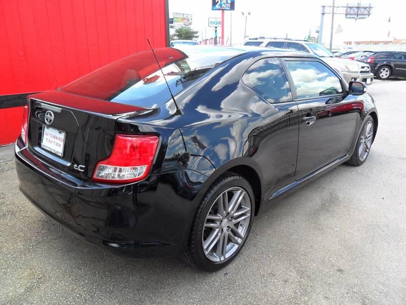 2013 Scion Tc 2dr Coupe 6m In Houston Tx Talisman Motor City