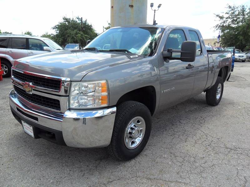 2007 Chevrolet Silverado 2500HD for sale at Talisman Motor City in Houston TX