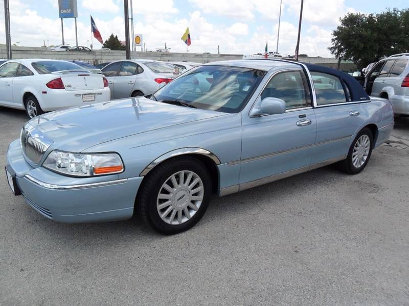 2005 Lincoln Town Car Signature 4dr Sedan In Houston Tx Talisman