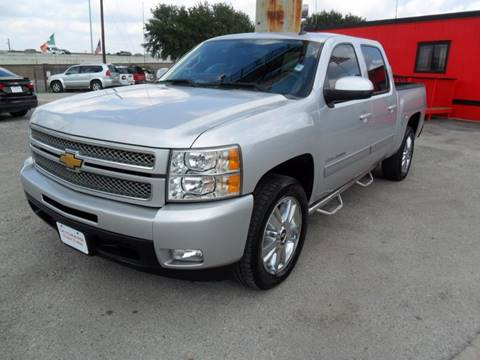2013 Chevrolet Silverado 1500 for sale at Talisman Motor City in Houston TX