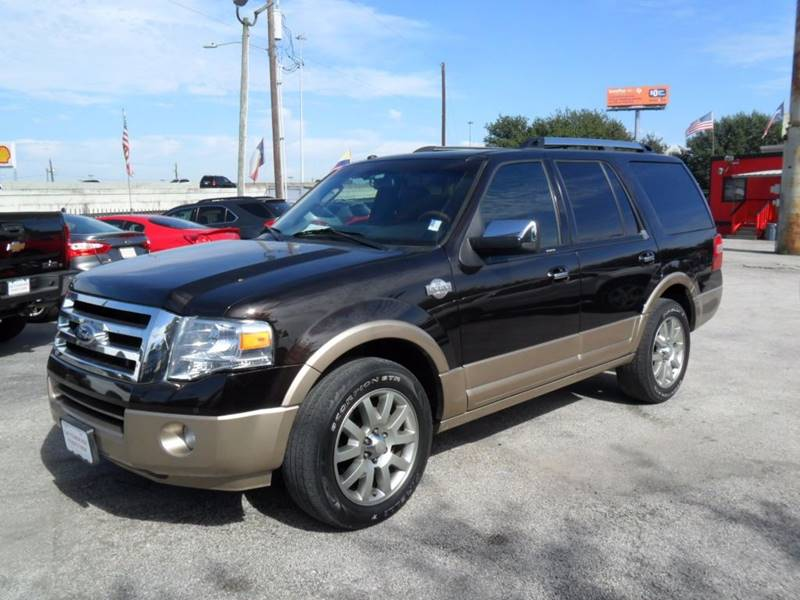 Ford Expedition X King Ranch Dr Suv Houston Tx