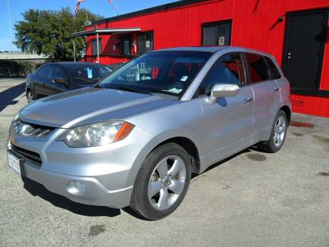 2008 Acura RDX for sale at Talisman Motor City in Houston TX