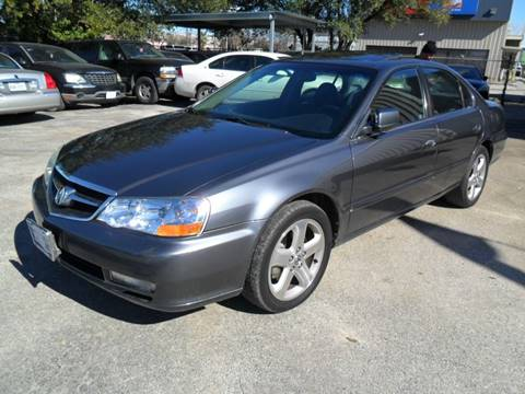 2003 Acura TL for sale at Talisman Motor City in Houston TX