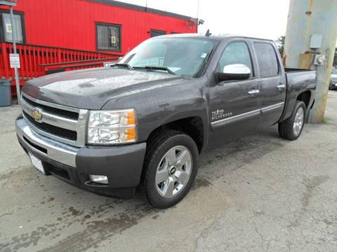 2011 Chevrolet Silverado 1500 for sale at Talisman Motor City in Houston TX