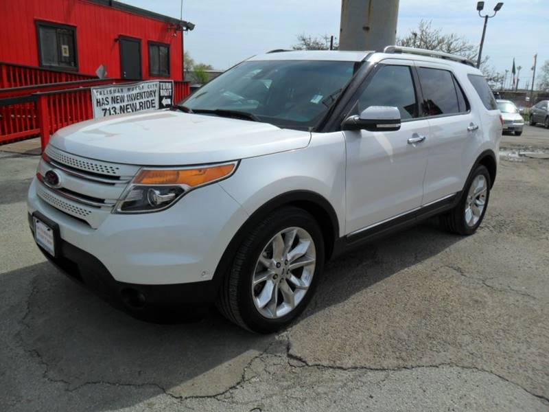 2013 Ford Explorer for sale at Talisman Motor City in Houston TX