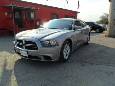 2013 Dodge Charger for sale at Talisman Motor City in Houston TX