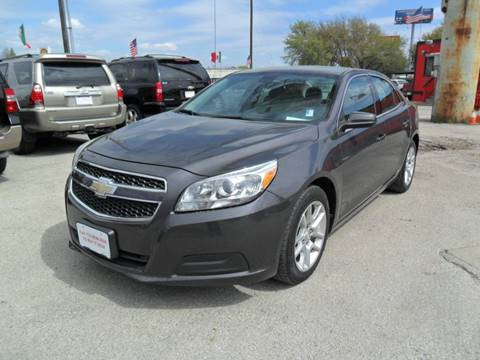 2013 Chevrolet Malibu for sale at Talisman Motor City in Houston TX