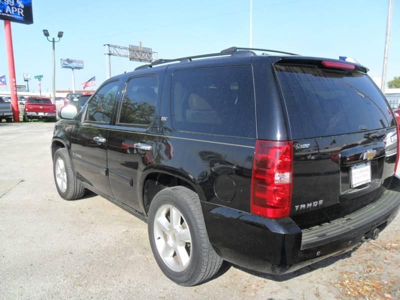 2008 Chevrolet Tahoe 4x2 LTZ 4dr SUV - Houston TX