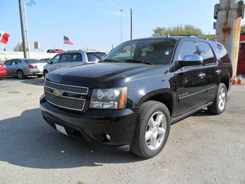 2008 Chevrolet Tahoe for sale at Talisman Motor City in Houston TX