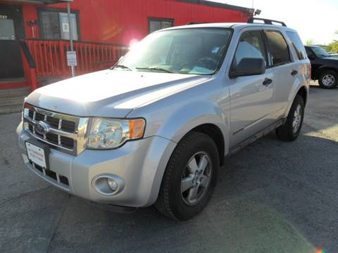 2008 Ford Escape for sale at Talisman Motor City in Houston TX