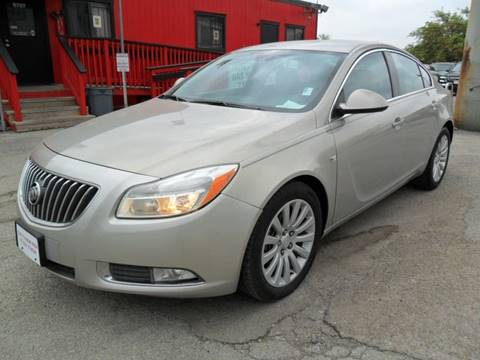 2011 Buick Regal for sale in Houston, TX