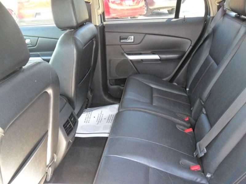2013 Ford Edge SEL 4dr Crossover - Houston TX