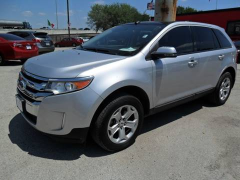 2013 Ford Edge for sale at Talisman Motor City in Houston TX