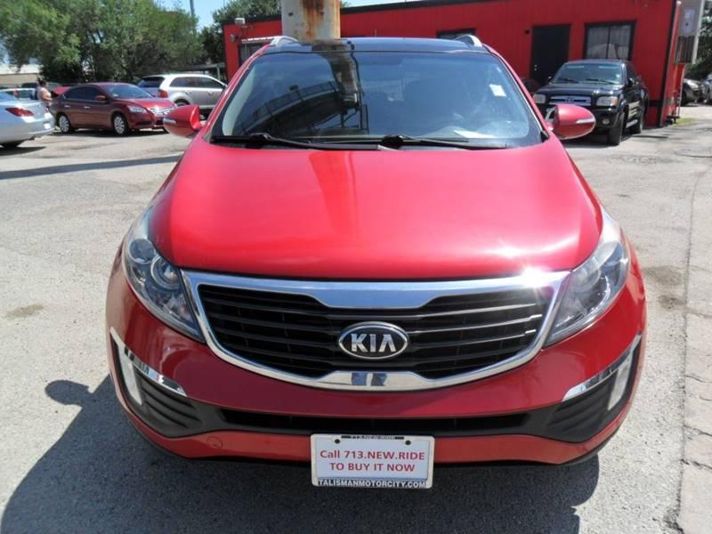 2013 Kia Sportage EX 4dr SUV - Houston TX