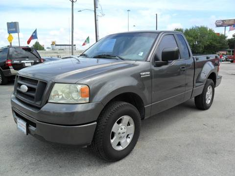 2006 Ford F-150 for sale at Talisman Motor City in Houston TX