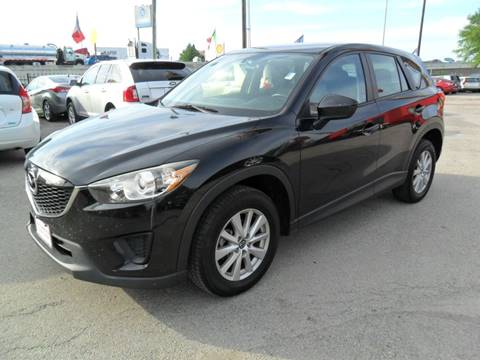 2013 Mazda CX-5 for sale at Talisman Motor City in Houston TX