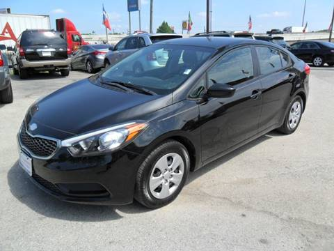 2014 Kia Forte for sale at Talisman Motor City in Houston TX