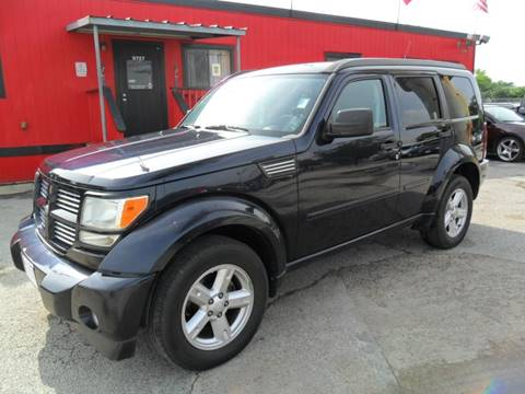 2011 Dodge Nitro for sale at Talisman Motor City in Houston TX