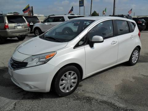 2014 Nissan Versa Note for sale at Talisman Motor City in Houston TX