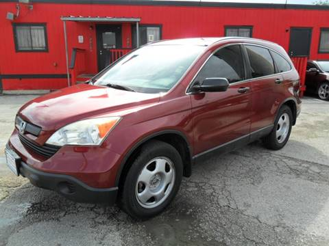 2009 Honda CR-V for sale at Talisman Motor City in Houston TX