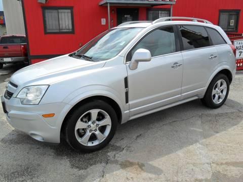 2013 Chevrolet Captiva Sport for sale at Talisman Motor City in Houston TX