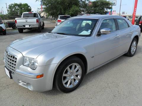 2007 Chrysler 300 for sale at Talisman Motor City in Houston TX