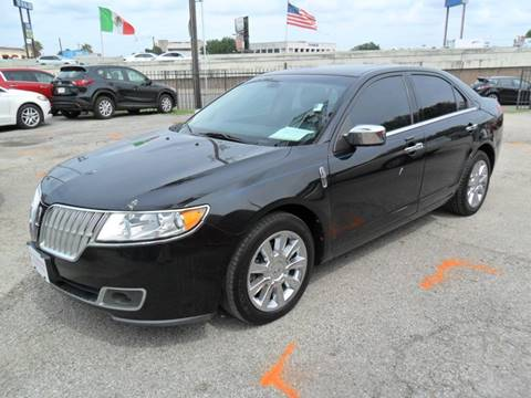 2012 Lincoln MKZ for sale at Talisman Motor City in Houston TX