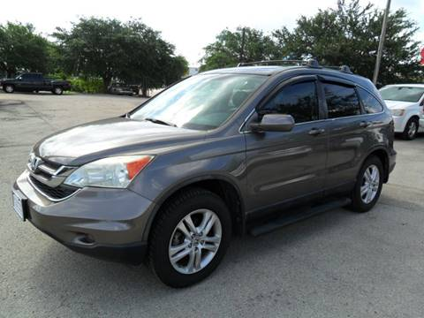 2010 Honda CR-V for sale at Talisman Motor City in Houston TX