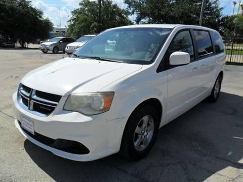 2011 Dodge Grand Caravan for sale at Talisman Motor City in Houston TX